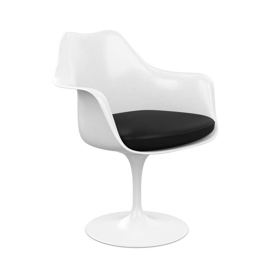 Beau Tulip Arm Chair