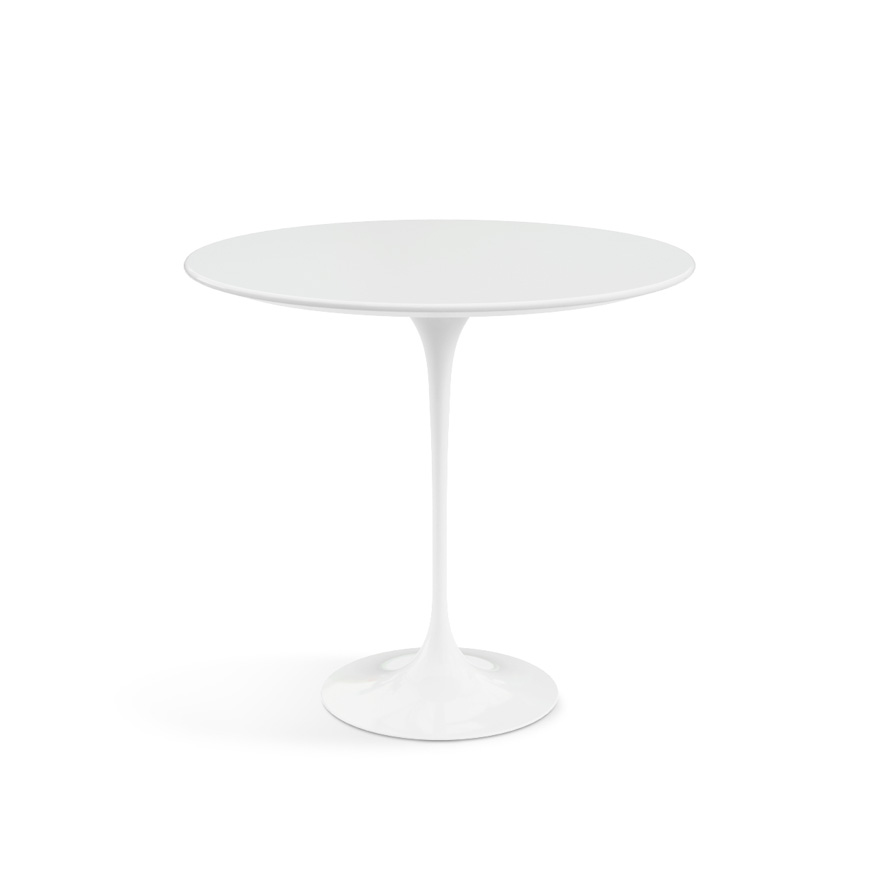 oval side table. Saarinen Side Table - 22\u201d Oval A