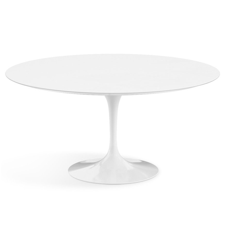 Saarinen Dining Table 60 Round Knoll