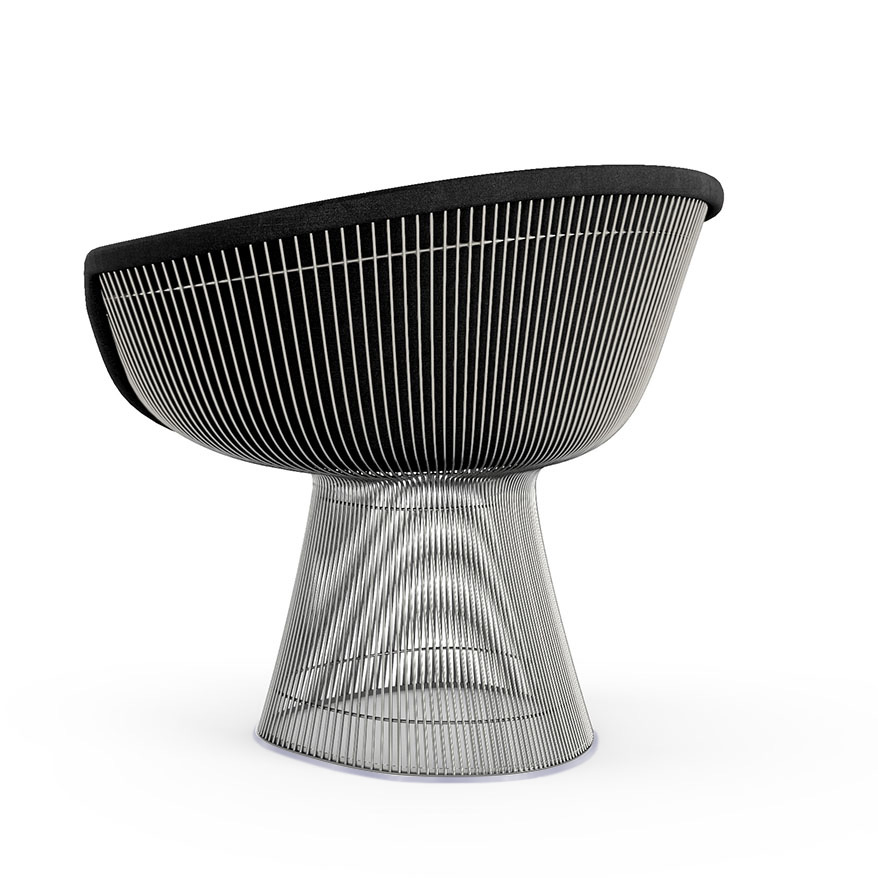 Platner Chair platner lounge chair | knoll