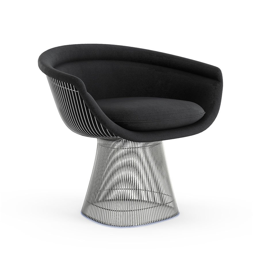 Beau Platner Lounge Chair