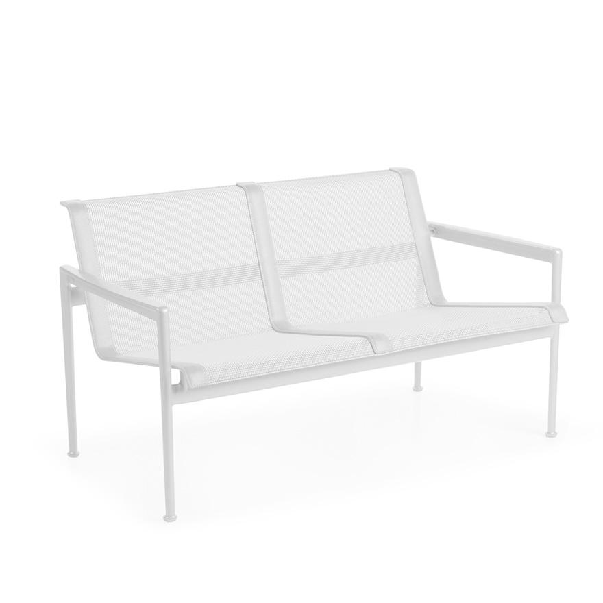 1966 two seat lounge - Herman Miller Umhllen Schreibtisch