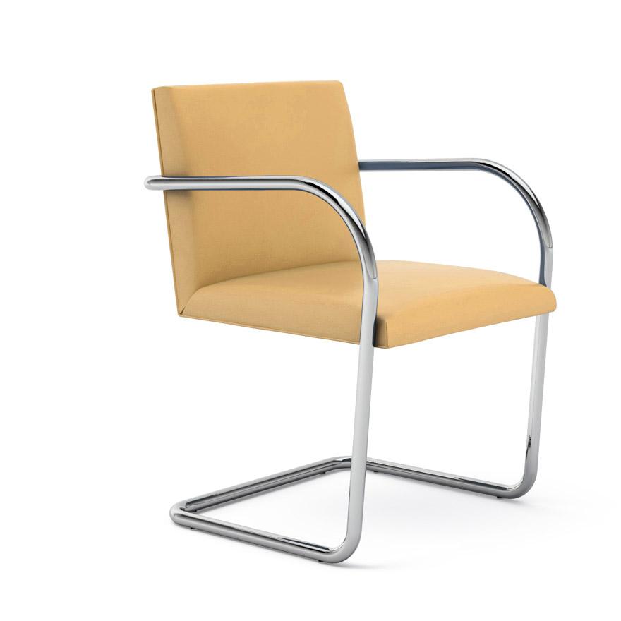 Brno Chair - Tubular | Knoll | furniture stores in brno