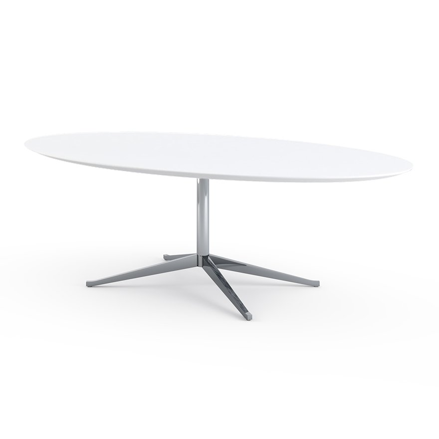 Delicieux Florence Knoll Table Desk   Oval 96