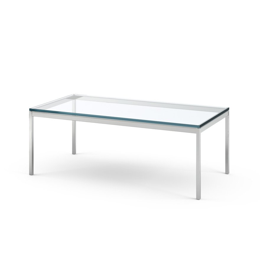 Florence Knoll Coffee Table 45 x 22 Knoll