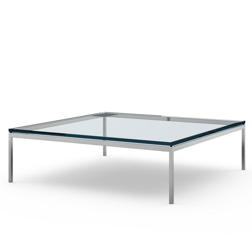 Florence Knoll Low Coffee Table 47 X 47 Knoll