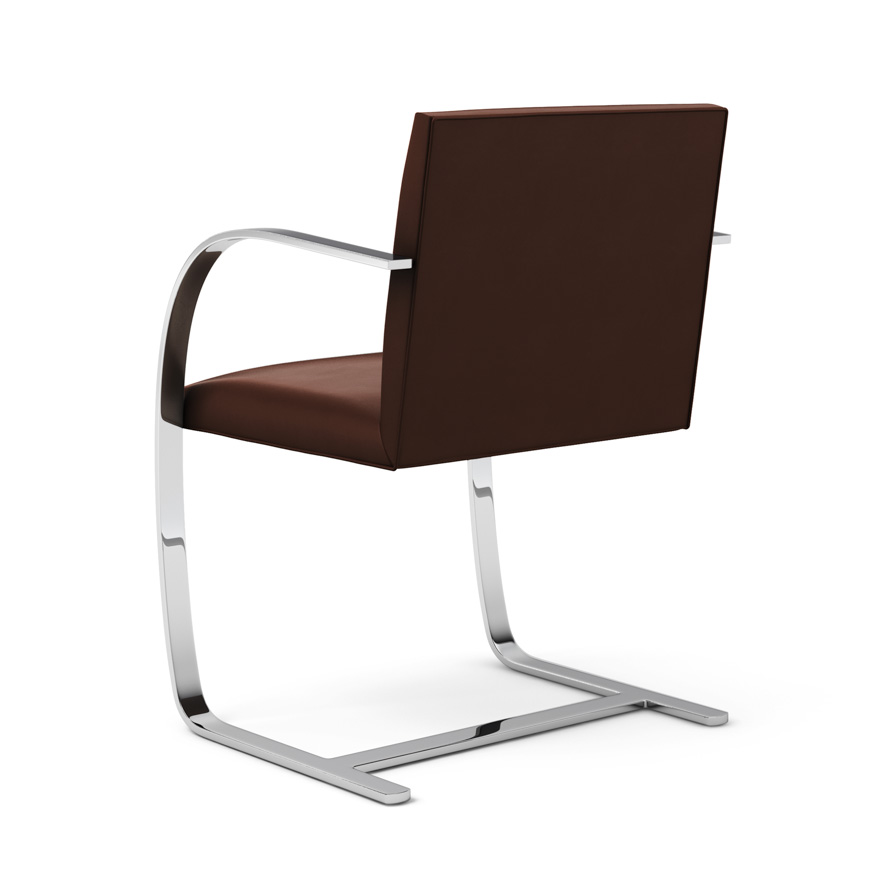 Mies Brno Chair brno chair - flat bar | knoll