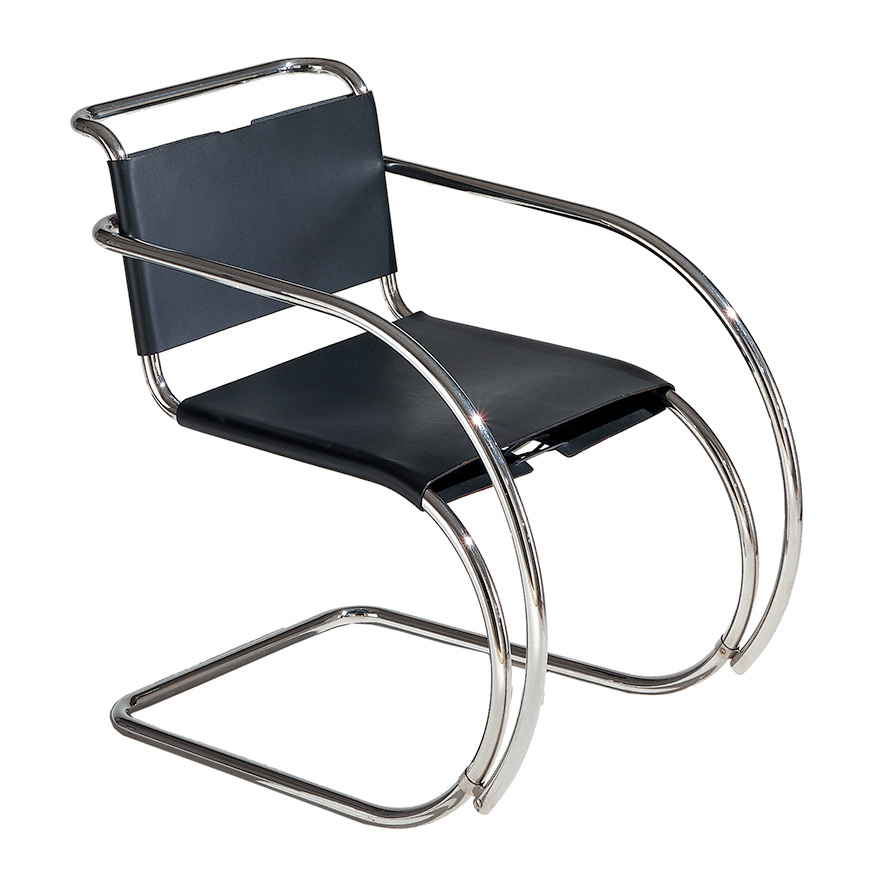 MR Side Chair, With Arms