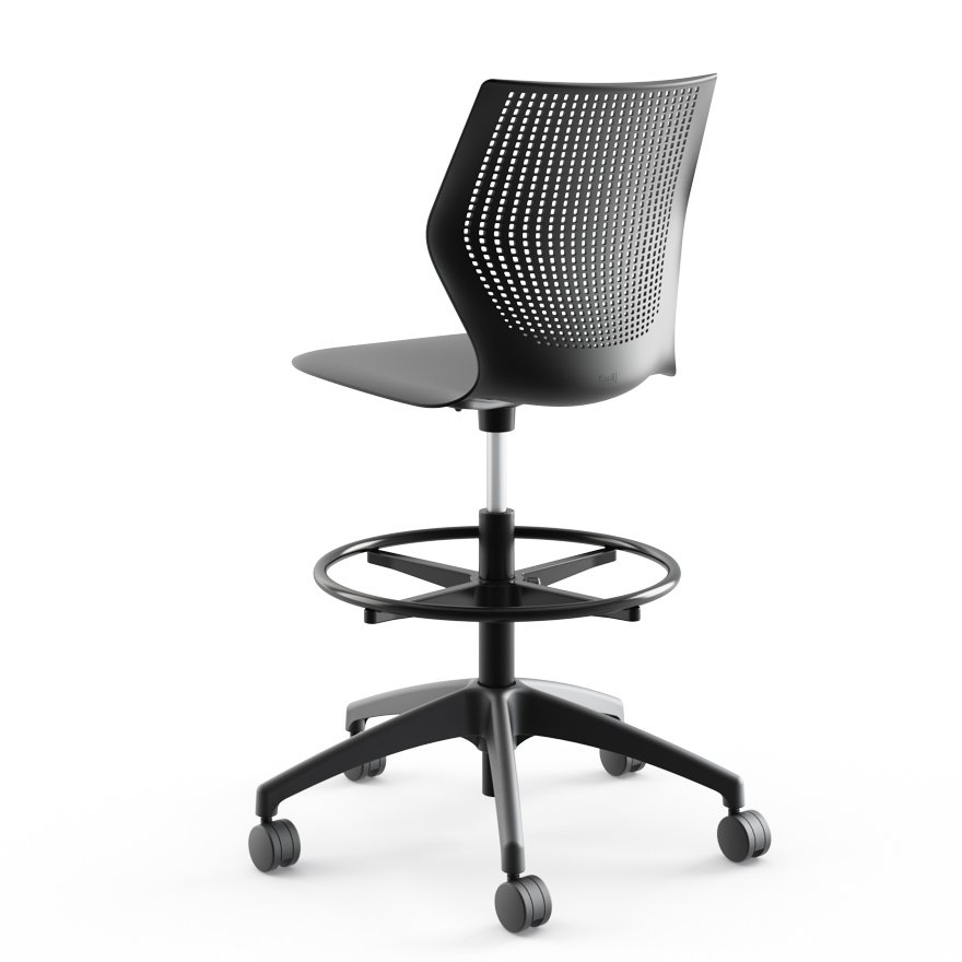 Knoll task chair best home design 2018 - Knoll life chair parts ...