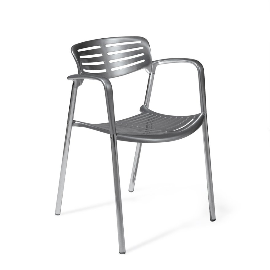 Merveilleux Toledo Stacking Chair