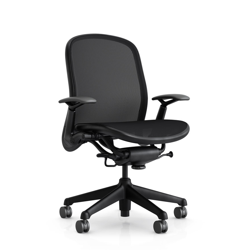 My journey to find the best home office chair the s ntinel - Knoll life chair parts ...