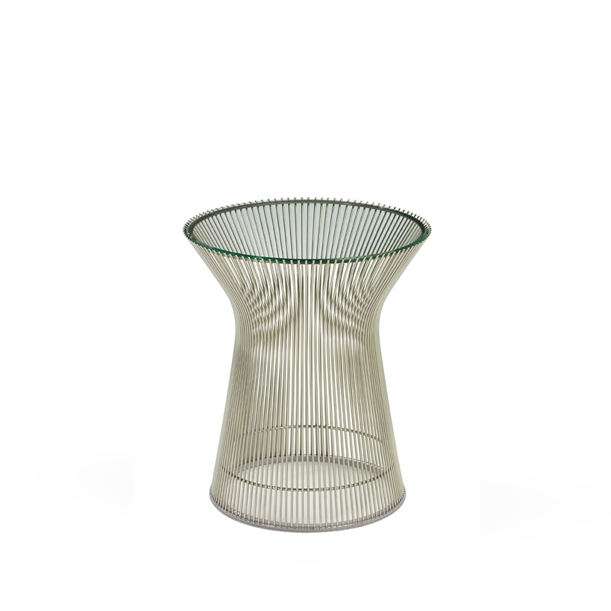 Platner Side Table Knoll