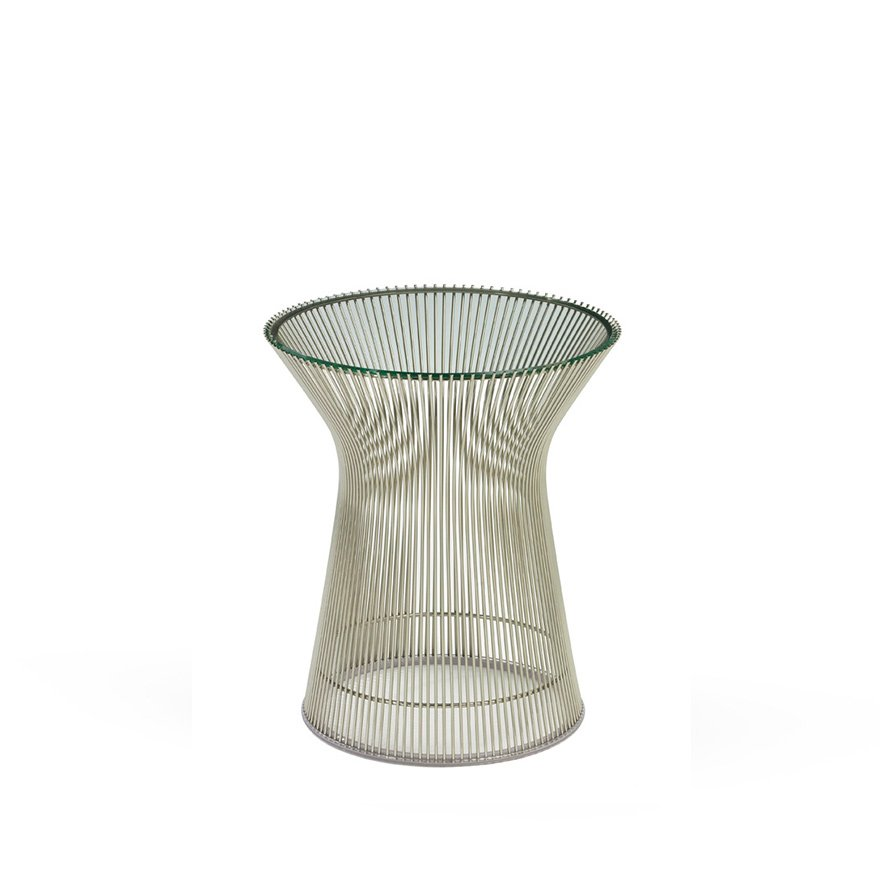 Superbe Platner Side Table