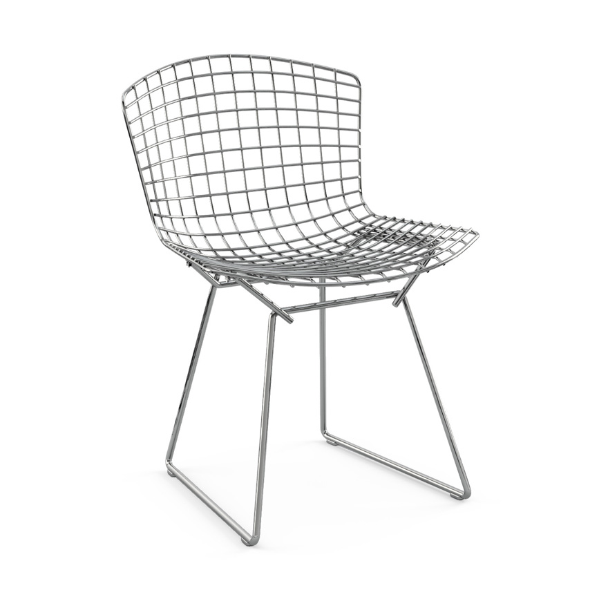 harry seat com hivemodern small chair bertoia knoll with pages cushion diamond