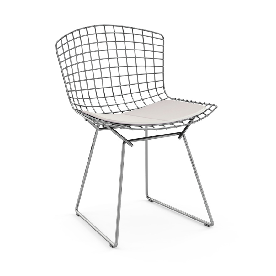 bertoia side chair - Chaise Bertoia