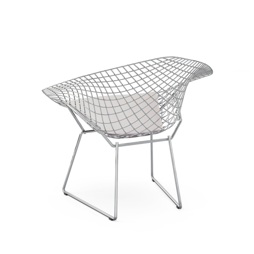 Superb Bertoia Diamond Chair | Knoll