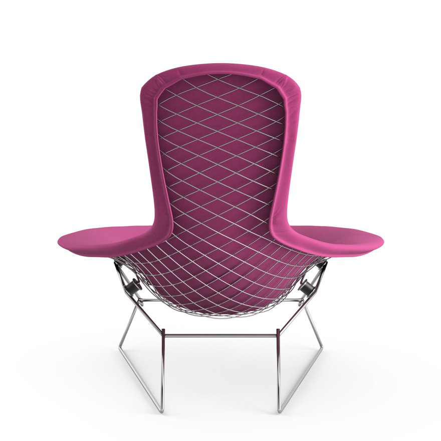 Attirant Bertoia Bird Chair | Knoll