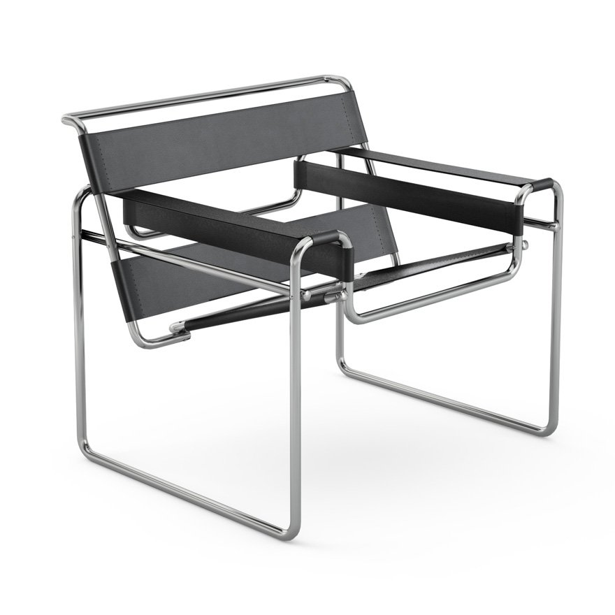 Brilliant Wassily Chair Cjindustries Chair Design For Home Cjindustriesco