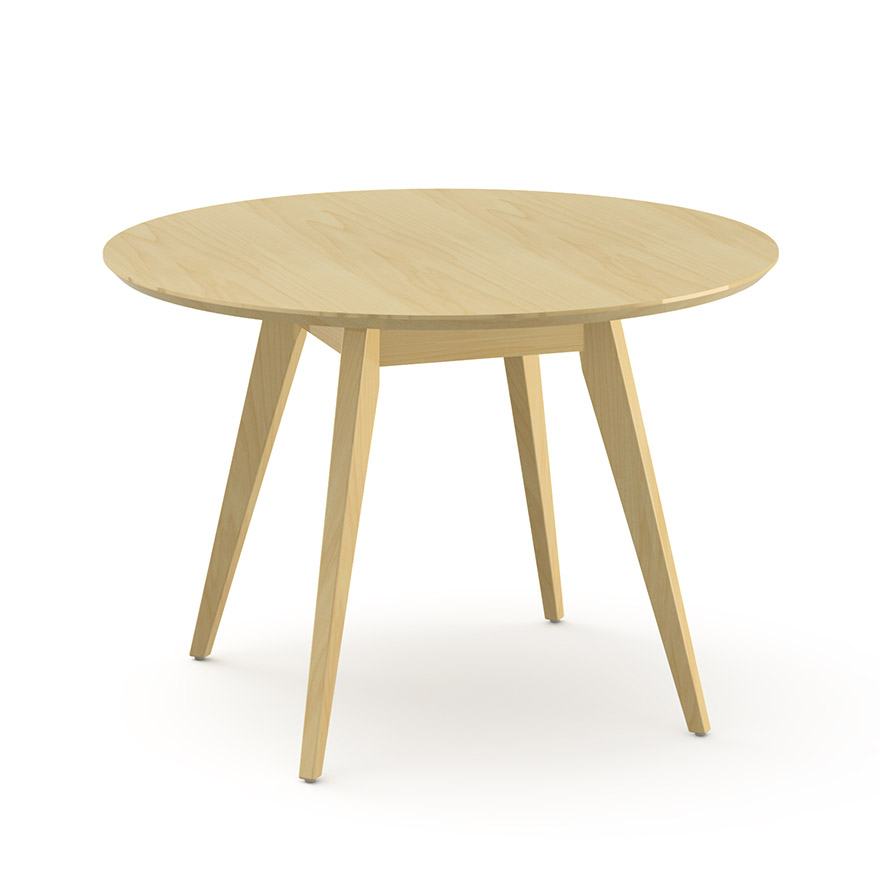 risom dining table knoll