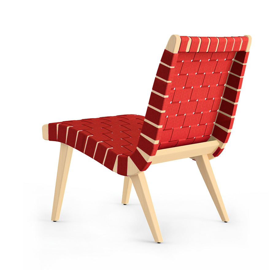 Launge Chair risom lounge chair | knoll