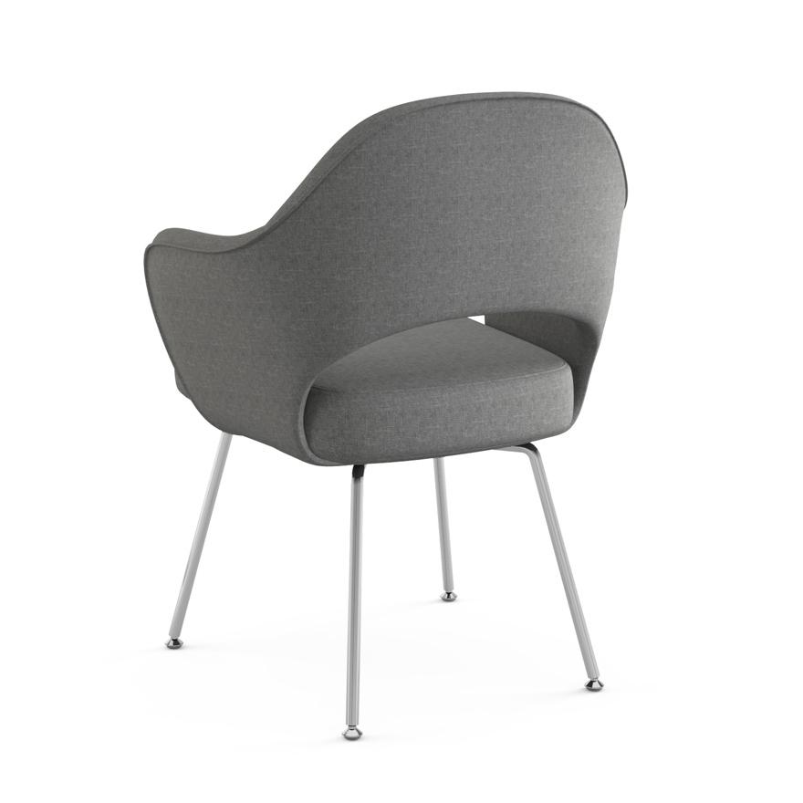 Superbe Saarinen Executive Arm Chair   Knoll