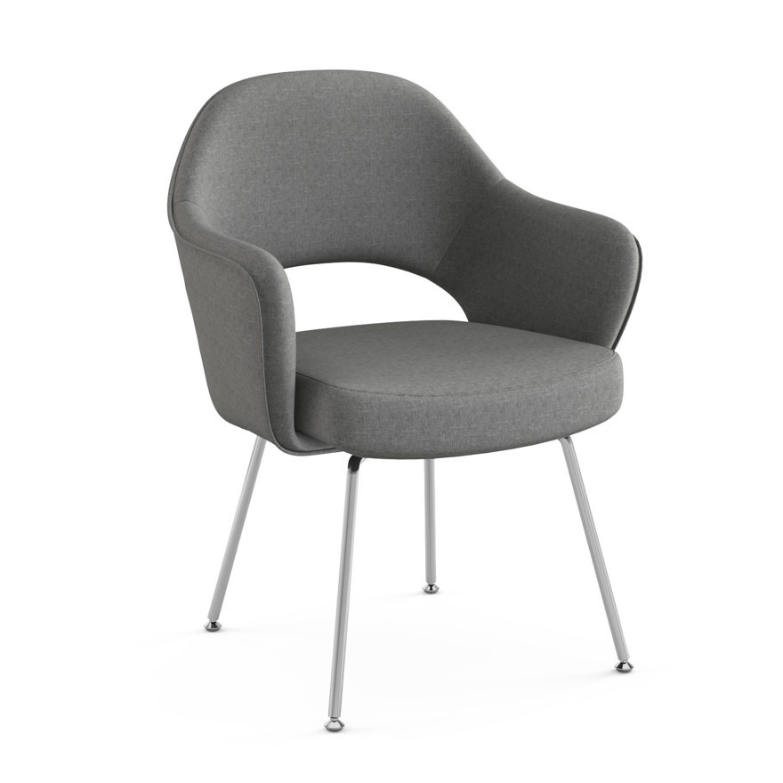 saarinen executive arm chair knoll