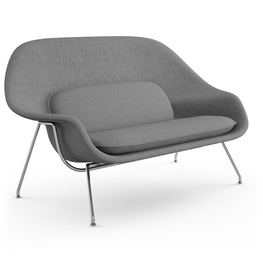 Womb Lounge Chair womb settee | knoll
