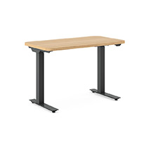 Hipso Height Adjustable Desk 45 X 24 Knoll