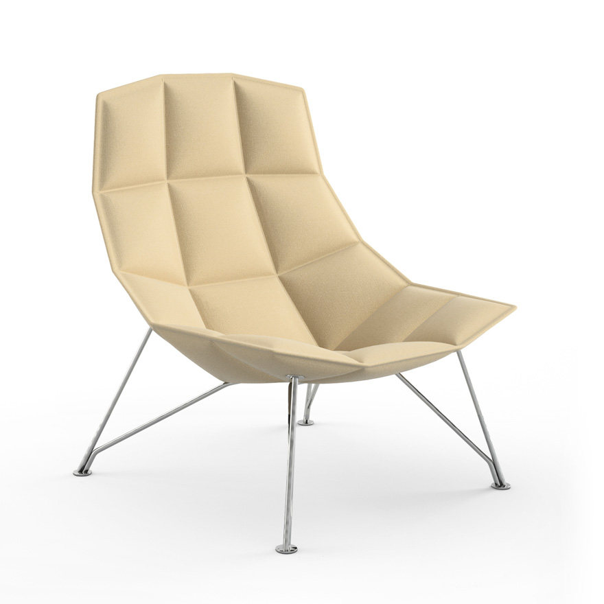 jehs+laub lounge chair | knoll