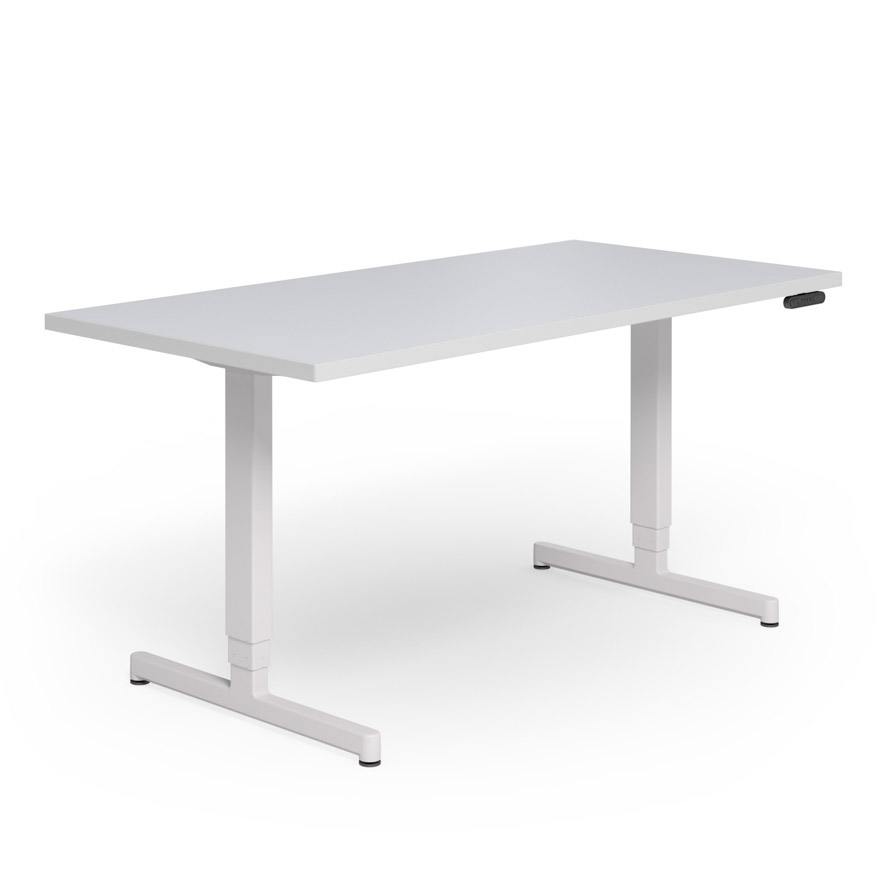 Cool Pixel Electric Height Adjustable T Leg Desk 60 X 36 Knoll Download Free Architecture Designs Pushbritishbridgeorg
