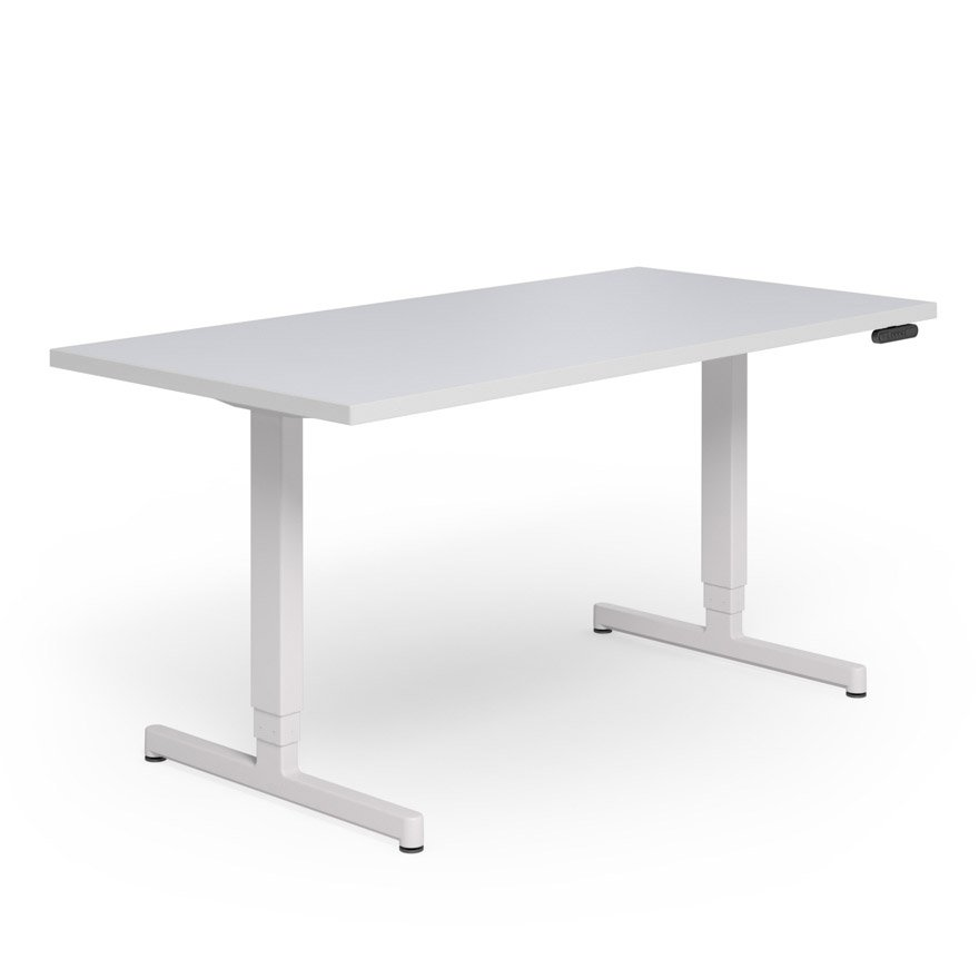 Incredible Pixel Electric Height Adjustable T Leg Desk 60 X 36 Knoll Download Free Architecture Designs Embacsunscenecom
