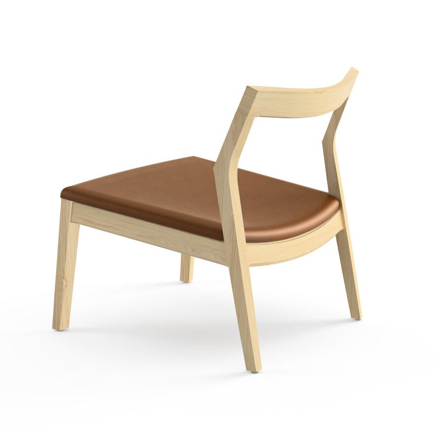 Krusin Lounge Chair   Knoll