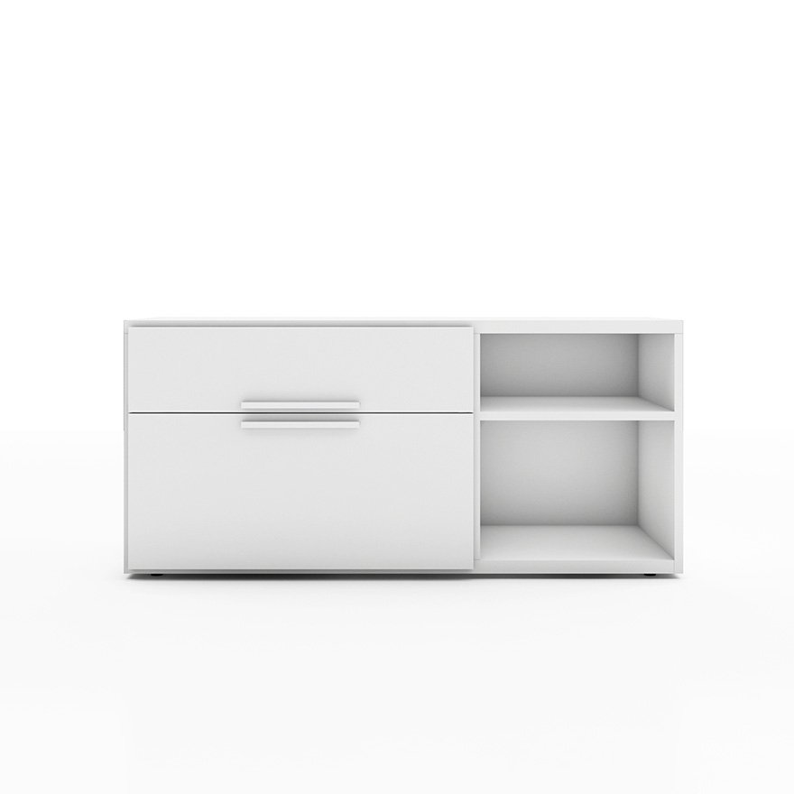 white office credenza. anchortm credenza white office n