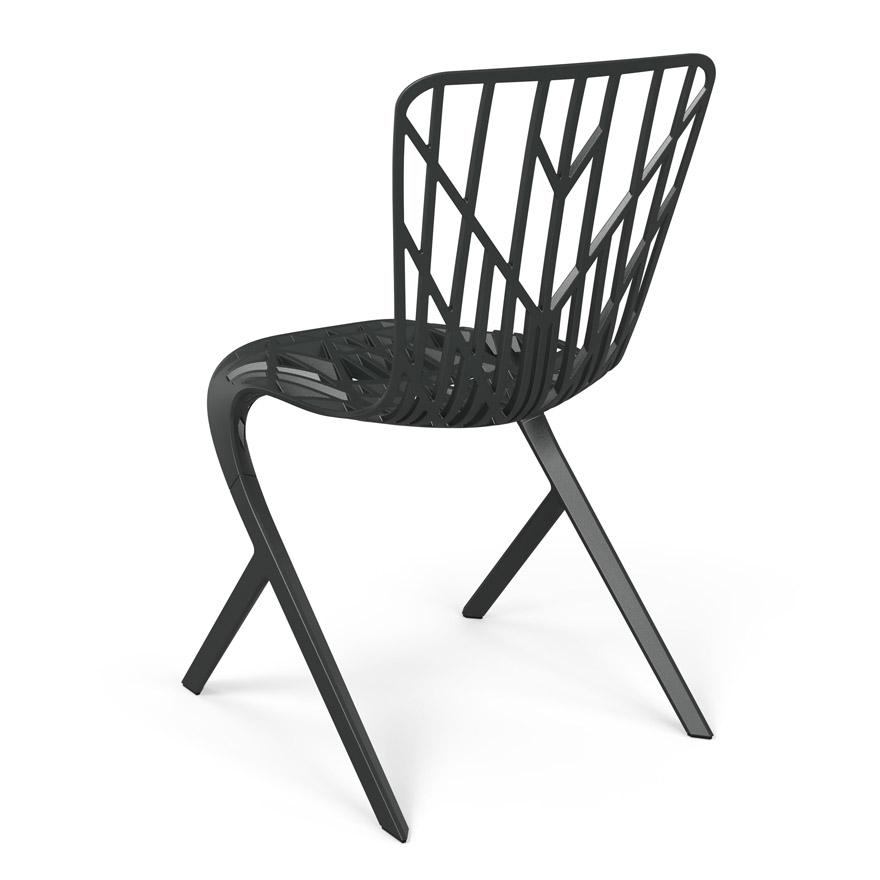 Delicieux Washington Skeleton™ Aluminum Side Chair By David Adjaye | Knoll