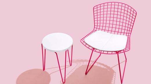 21724 Knoll 01 095 Pink 780