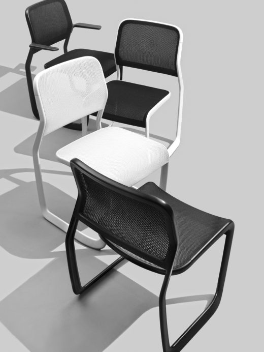 Newson Aluminum Chair By Marc Newson 4