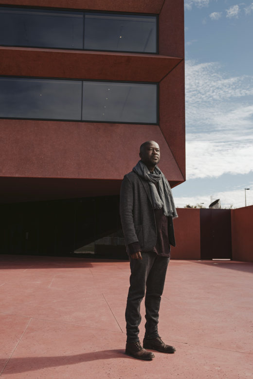 Adjaye Ruby City Portrait