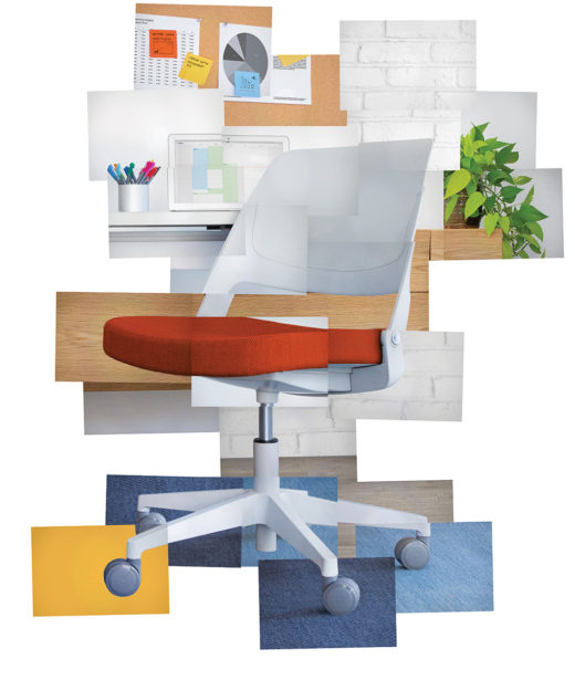 Loew Collage Single Seated S