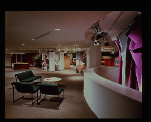 Ny Showroom 1979