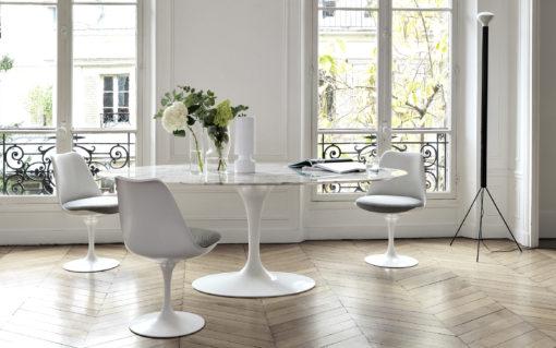 Onwijs Original Design: Saarinen Pedestal Collection - Knoll WZ-02