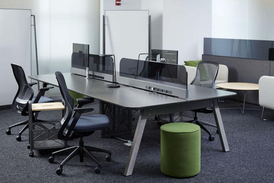 Jens Risom 650 Line Lounge Chair 700 2