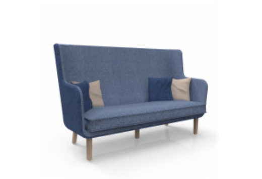 Thumb Rockwell Unscripted High Back Settee Default4 Copy