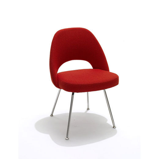 Saarinen Executive Armless Chair Dp