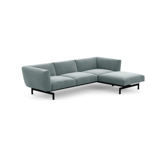 Avio Sup ™ Sup  Three Seat Sofa With Ottoman