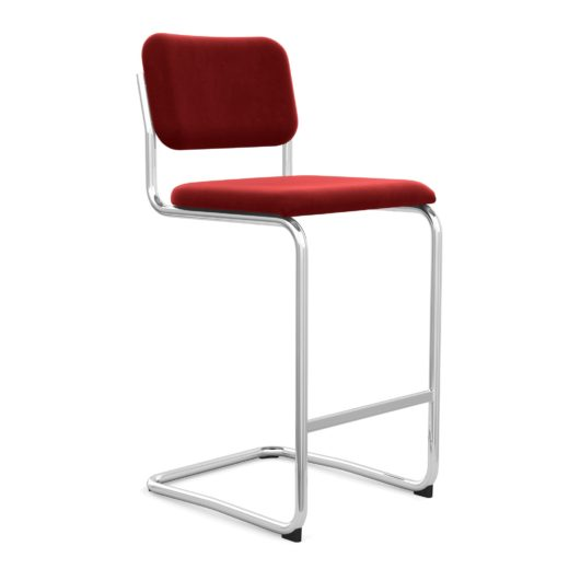 Cesca Sup ™ Sup  Stool– Upholstered Seat Back