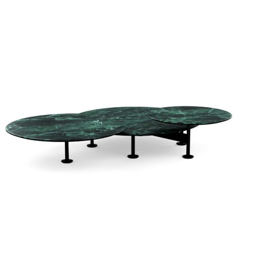 Grasshopper Coffee Table Triple