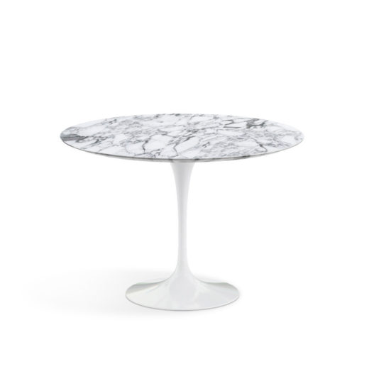 saarinen dining table 42 round knoll - Saarinen Tulip Table
